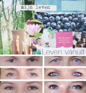 Workshop Levenscollage met foto In your eyes